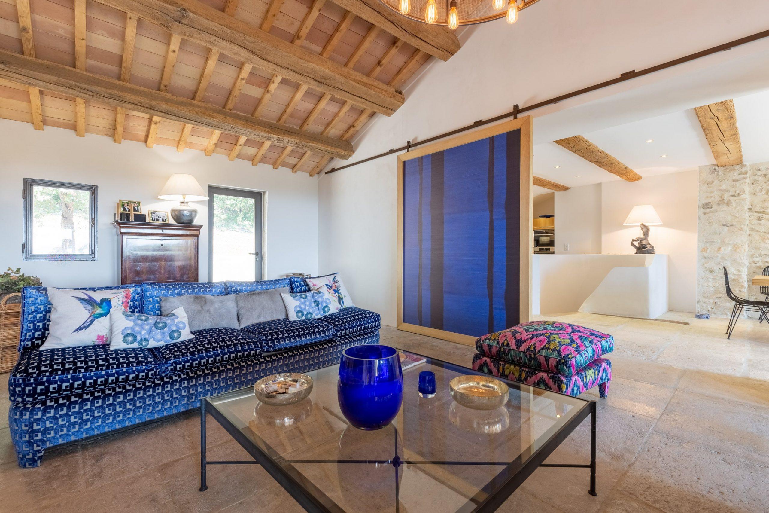Maison en Drôme provencale de 550 m2 - 2015-min